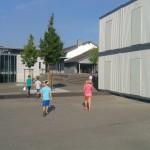 Schulhausführung
